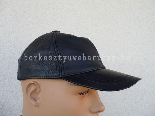 Fekete baseball sapka e159ba5a81
